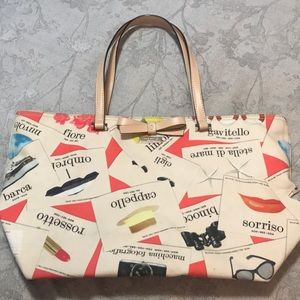 The Kate Spade Summer Tote.